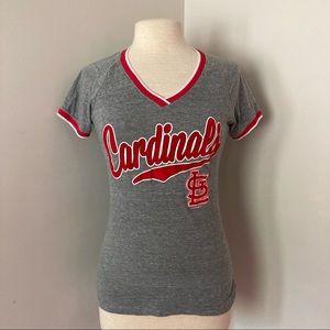 *2/15* Cardinals St. Louis Baseball Tee Shirt Top